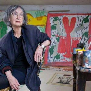 В Москву привезли полотна 77-летней «молодой звезды» Роуз Вайли — События на The Village