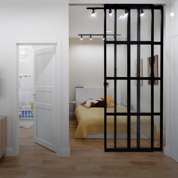 Скандинавская квартира с французской планировкой на Большой Никитской — Квартира недели на The Village