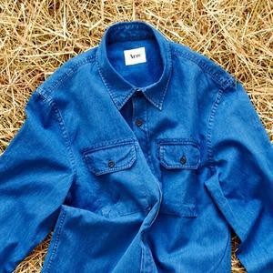 Вещи недели: 15 джинсовых рубашек — Вещи недели на The Village
