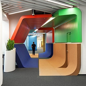 Новый этаж штаб-квартиры «Яндекса» — Интерьер недели на The Village