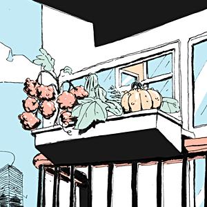 Есть вопрос: «Можно ли есть зелень с балкона?» — Есть вопрос на The Village