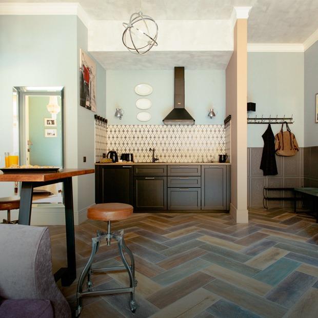 Двухкомнатные апартаменты для сдачи в аренду рядом с отелем W (Петербург) — Квартира недели на The Village