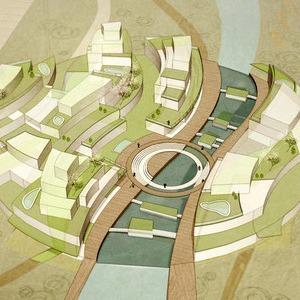 Для Петербурга разработали проекты эко отеля, банка и досугового центра — Архитектура на The Village