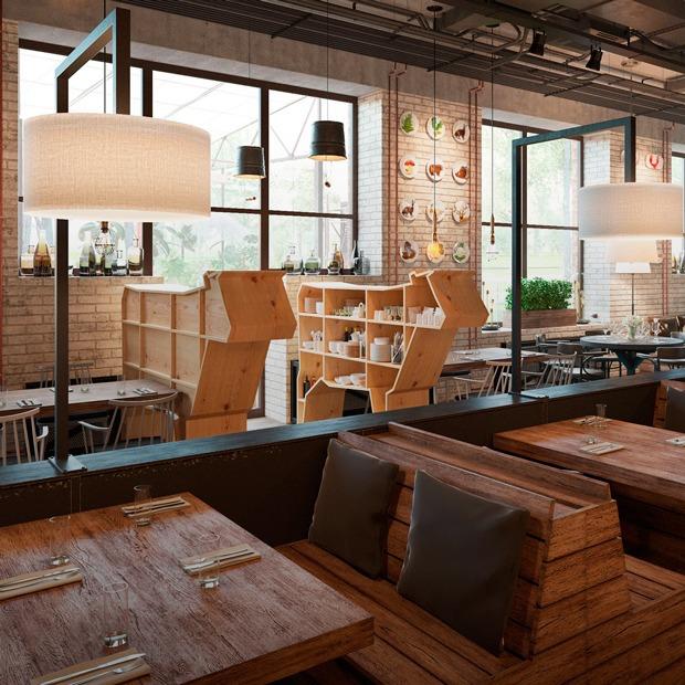18 новых кафе, баров и ресторанов осени в Петербурге — Планы на сезон на The Village