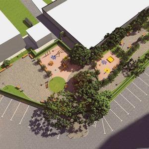Двор в Печатниках благоустроят без «УрбанУрбан» — Общественные пространства на The Village