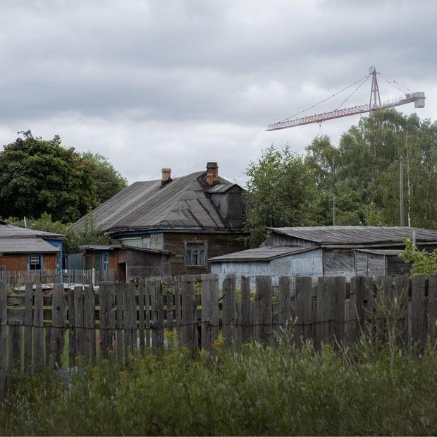Терехово — последняя деревня Москвы. Руководство по убийству  — Истории на The Village
