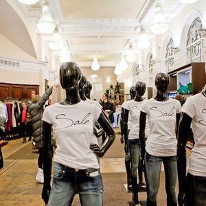 Финальные распродажи в магазинах Петербурга — Магазины на The Village