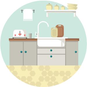 Гид The Village: Как обустроить кухню