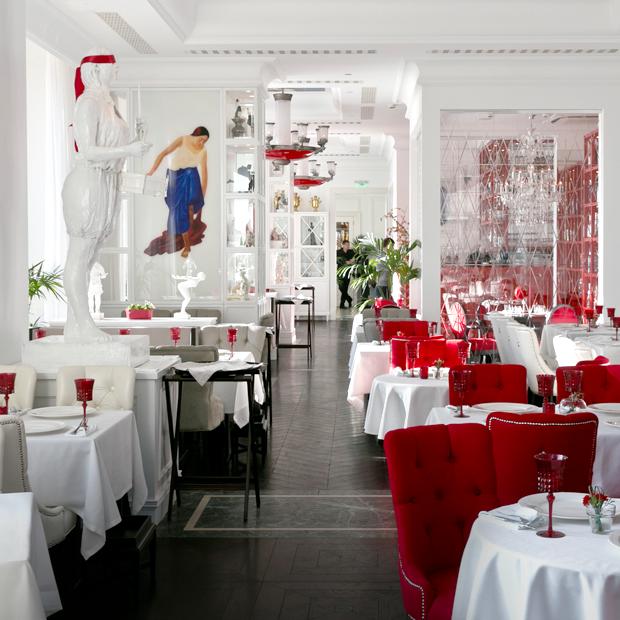 Ресторан «Dr. Живаго» — Новое место на The Village