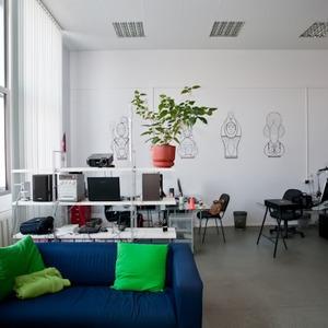 Офис недели: дизайн–студия Nimax (Петербург) — Квартира недели на The Village