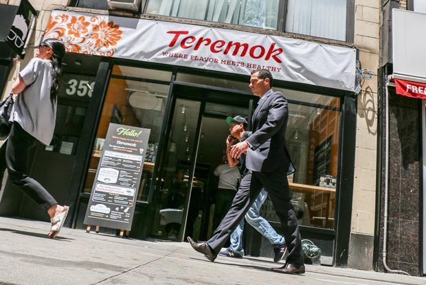 «Теремок» на Манхэттене: Как российская сеть пришла в США