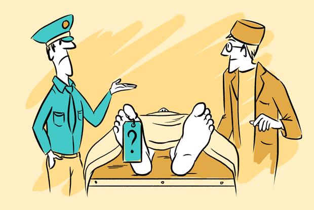 Что будет, если умереть в Москве без регистрации?