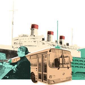 Итоги недели: Пассажирский морской терминал, общественный транспорт онлайн и «Пекарня Мишеля» — Город на The Village