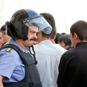 Copwatch: Действия полиции на празднике Ураза-Байрам в Москве — Люди в городе на The Village