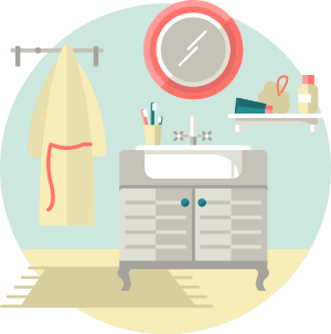 Гид The Village: Как обустроить ванную комнату — Дом на The Village