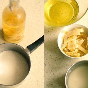 Лимончелло: домашний ликер на лимонной цедре — Рецепты читателей на The Village