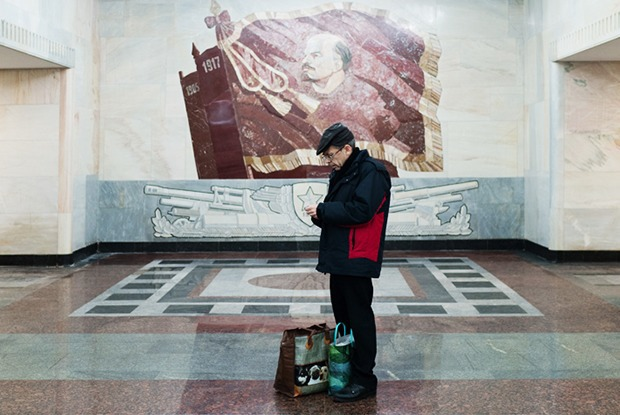 Обновлённая станция метро «Бауманская» — Фоторепортаж на The Village