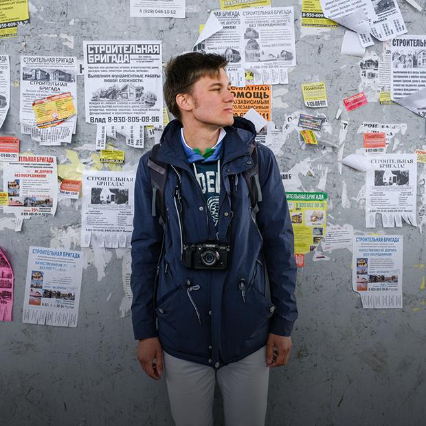 Любимое место. Даниил Максюков — о вокзальном драйве, уличной торговле и семейных фотоальбомах