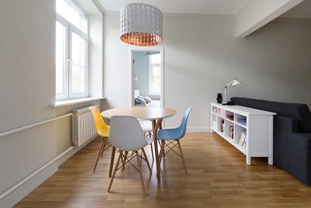 Функциональная квартира с бюджетным ремонтом для мамы и дочери — Квартира недели на The Village