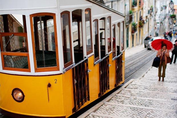 10 мест в Лиссабоне, куда ходят сами лиссабонцы — Секретная карта на The Village