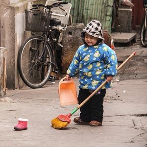 Часть целого: Старый город в Шанхае — Часть целого на The Village