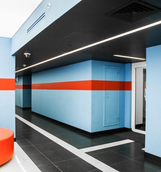 Офис недели (Москва): «Центр финансовых технологий» — Интерьер недели на The Village