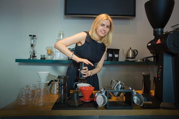 Double B: Сеть кофеен, зарабатывающая на продаже кофе конкурентам