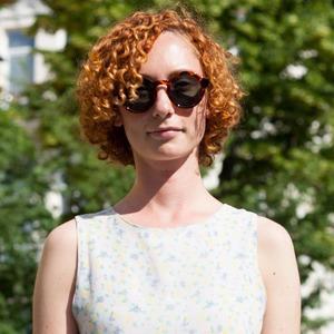 Внешний вид (Киев): Марина Булацкая, совладелец рекламного агентства Aprel — Внешний вид на The Village