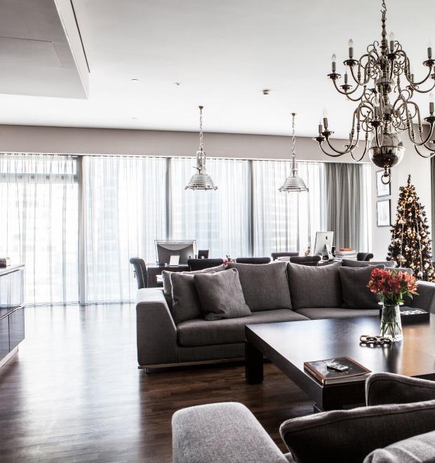 Офис недели (Москва): BSG Luxury Group — Интерьер недели на The Village
