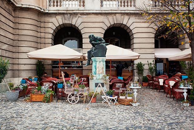 10 мест в Будапеште, куда ходят сами будапештцы — Секретная карта на The Village
