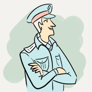 Московские полицейские о преступлениях, итогах реформы МВД и Украине — Дежурный по городу на The Village