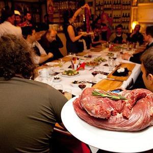 Время есть: Кулинарные мастер–классы, часть 1 — Кухня на The Village