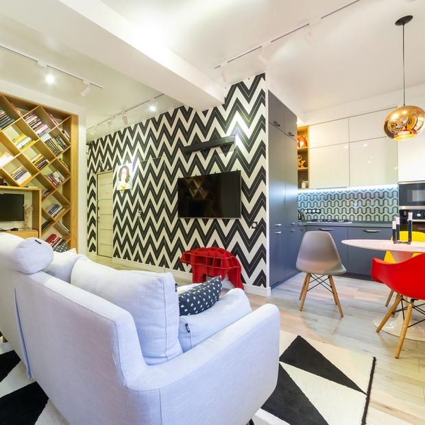 Квартира в стиле pop art в Сочи  — Квартира недели на The Village