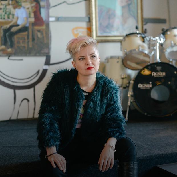 Мария Любичева («Носуха») — о том, каково быть королевой драмы — Новая музыка  на The Village
