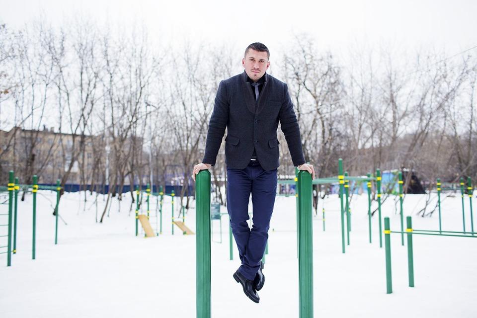 «Кенгуру.про»: Как Максим Попов подсадил на воркаут пол-Москвы  — Сделал сам на The Village