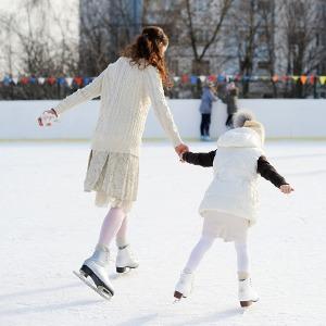 Планы на зиму: Развлечения в парках  — Общественные пространства на The Village