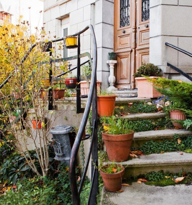 Квартиры мира (Париж): Дом в районе Монтрёй — Город на The Village