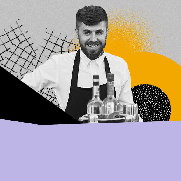 Виталий Бганцов, совладелец баров «Вода» и Veladora — Горожане на The Village
