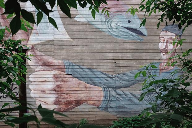 Маршрут по стрит-арту / Street Art Tour — Маршруты по Нижнему на The Village