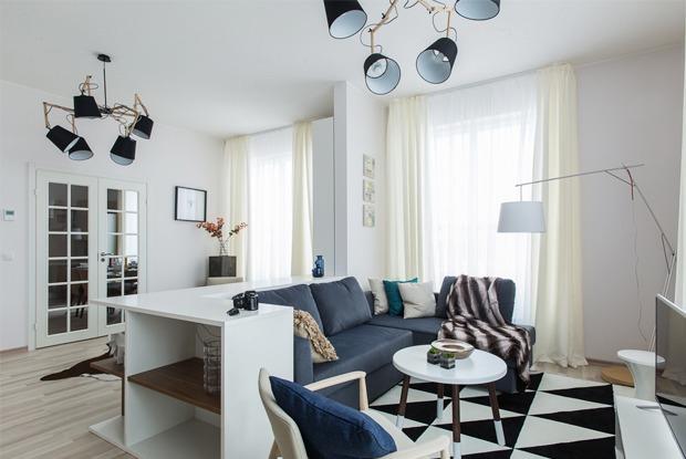 Светлые апартаменты в индустриальном районе  — Квартира недели на The Village