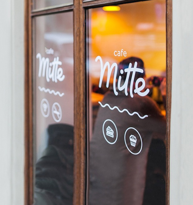 Новое место (Петербург): Кафе Mitte — Рестораны на The Village