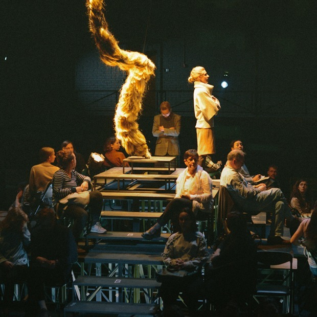 На косе повеситься: Как «Родина» Андрея Стадникова изменит российский театр — Театр на The Village
