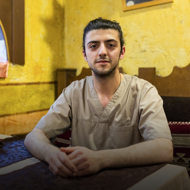 Пионеры шавермы: Кто и как готовит сирийскую еду в Петербурге
