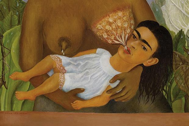 Фрида Кало в Музее Фаберже: главные факты и картины