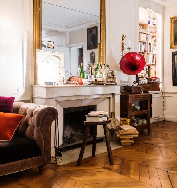 Квартиры мира: Париж