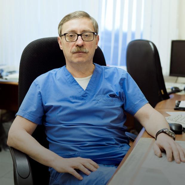 Уролог Виталий Мухин — о главных мужских проблемах
