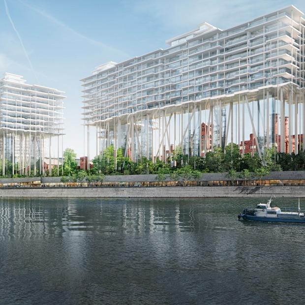 Как будет выглядеть второй проект Herzog & de Meuron в России — Архитектура на The Village