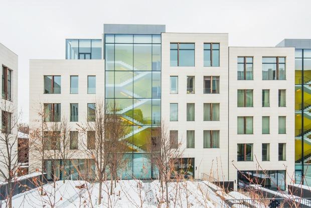 Нелужковский стиль: 5 удачных современных зданий в центре Москвы — Постройка века на The Village