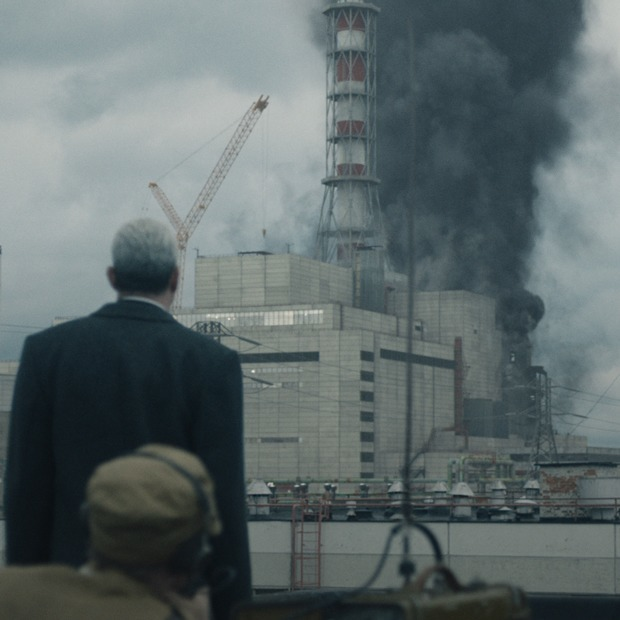 Смотрим «Чернобыль» вместе с ликвидатором — Глядим оба на The Village