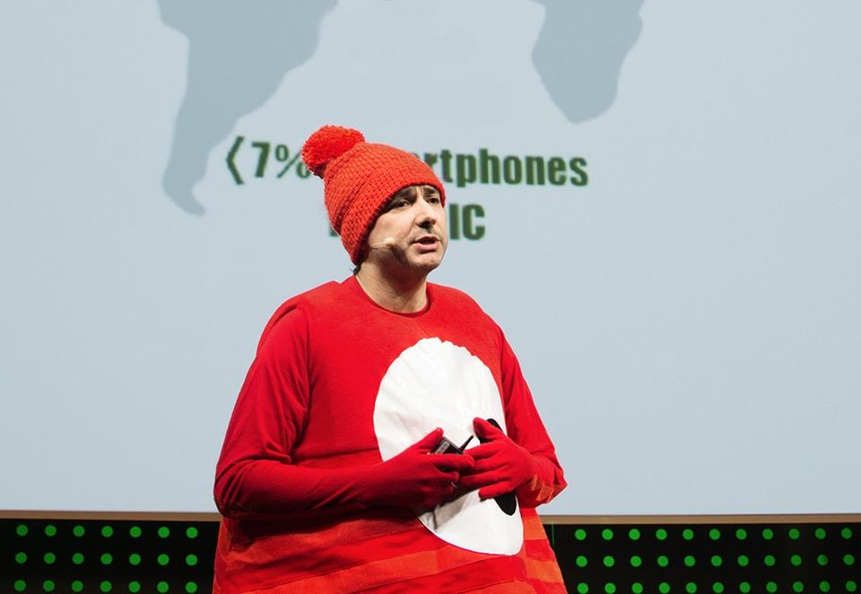 Дерзость и надежды: Лучшие речи предпринимателей 2012 года — Облако знаний на The Village
